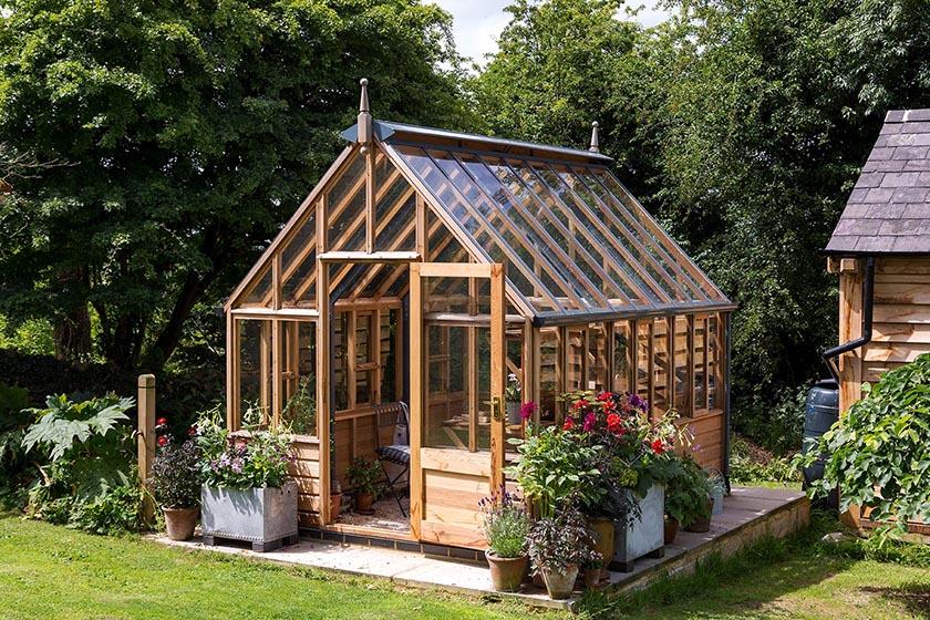 Gabriel Ash Modellvergleich British Garden