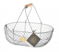 Preview: Sophie Conran Harvesting Basket - Grey L