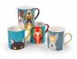 Preview: Creatureware Mugs