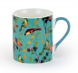 Preview: Fine China Mug Flora & Fauna
