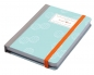 Mobile Preview: Sophie Conran Gardeners Notebook Allium Bloom Blue