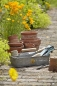 Preview: Sophie Conran Galvanized Trug