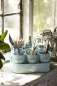 Preview: Sophie Conran Gubbins Pots - Duck Egg Blue
