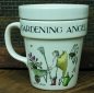 Preview: Simon Drew Mug Gardening Angel
