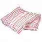 Preview: Garten-Liegekissen 2er-Set, Seaside Stripe