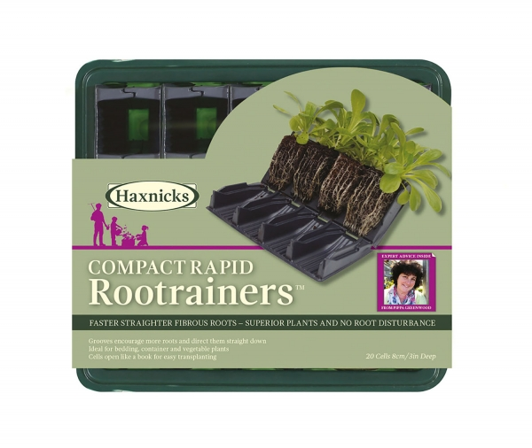 Compact Rapid Rootrainers