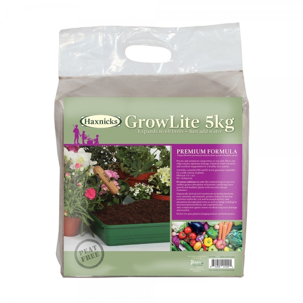 Growlite Premium Coir Mix