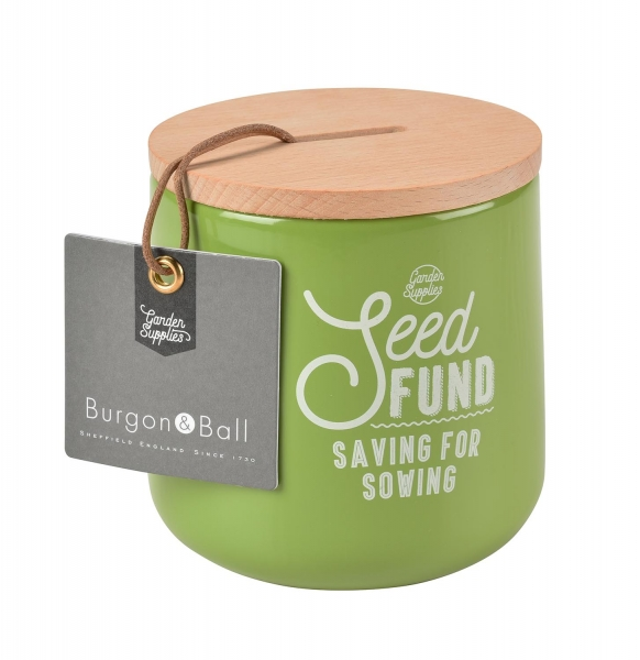 Seed Fund Money Box