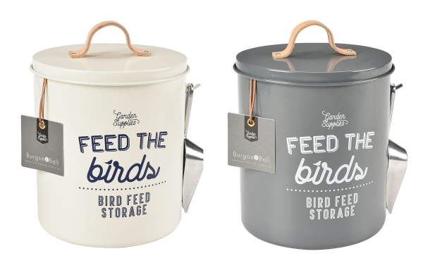 Feed the Birds Tin