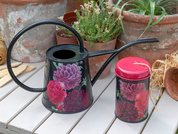 Twine in a Tin & Indoor Can - British Bloom
