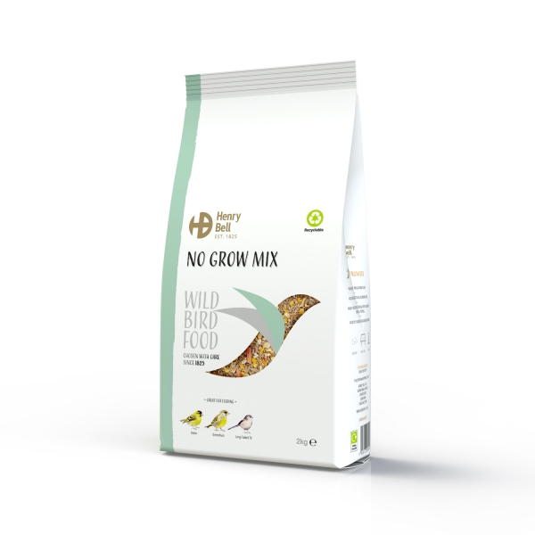 No Grow Mix Bird Food
