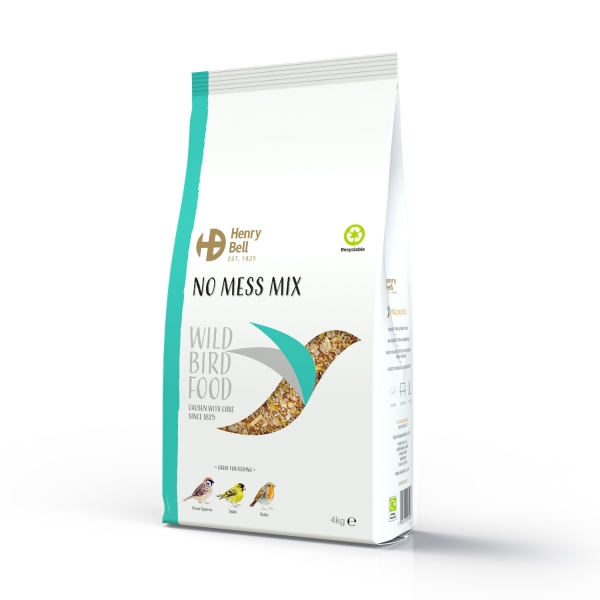 No Mess Mix Bird Food