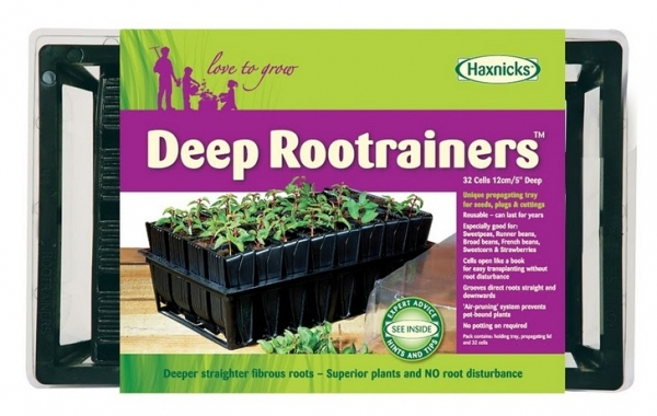Deep-Rootrainers Anzuchtbox
