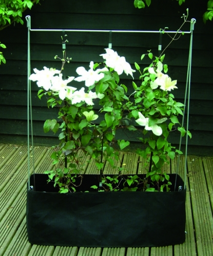 Vertical Grow Bag System