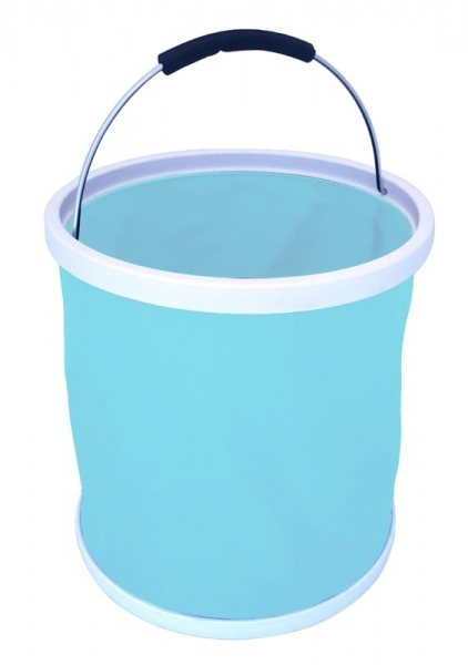 Bucket in a Bag - Babyblue