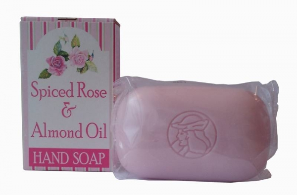 Spiced Rose Hand Soap