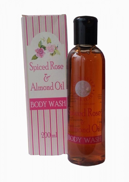 Spiced Rose - Body Wash