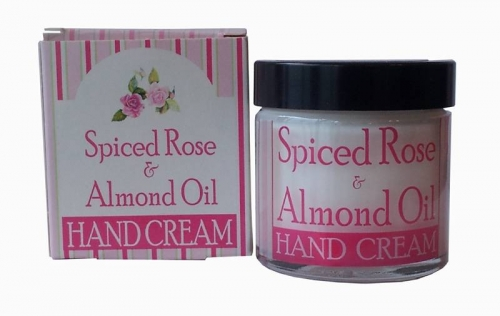 Spiced Rose - Hand Cream