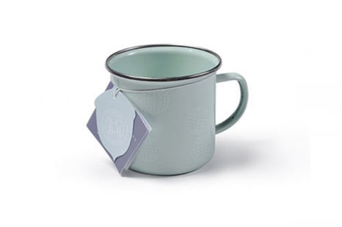 Sophie Conran Enamel Mug - Allium Bloom