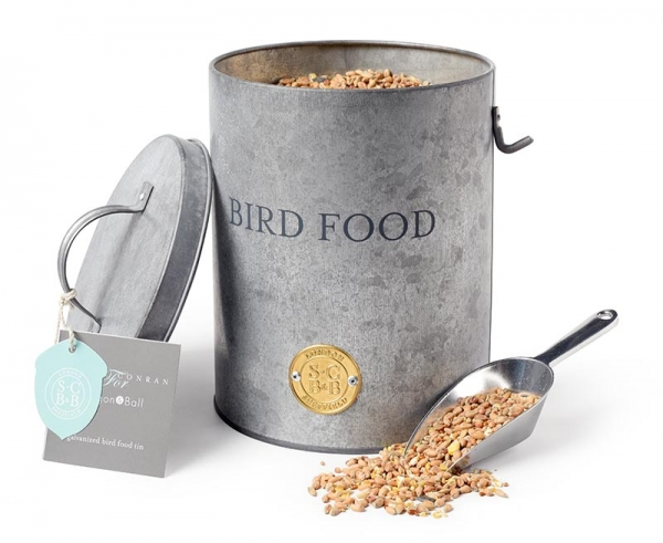 Sophie Conran Bird Food Tin