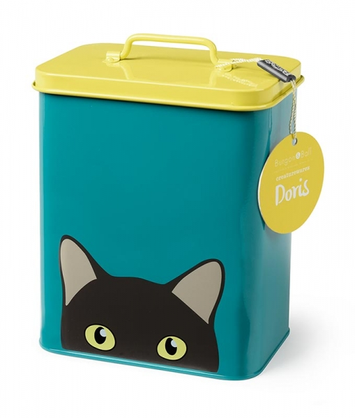 Doris - Cat Tin