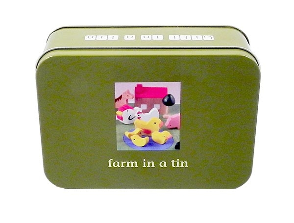 Gift in a Tin - Farm Set
