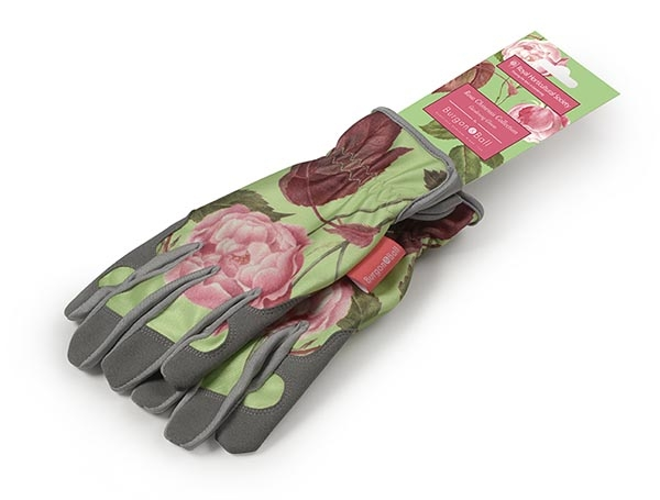 Gloves Rosa Chinensis
