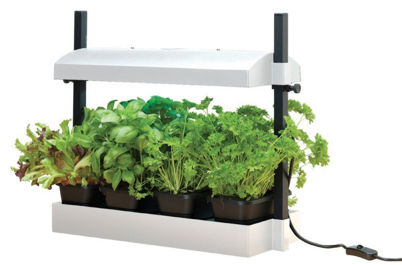 Micro Grow Light Garden White