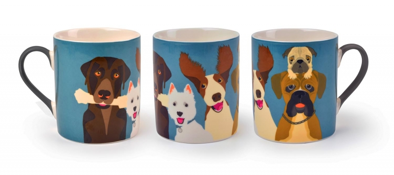 The Rabble Dog Mug