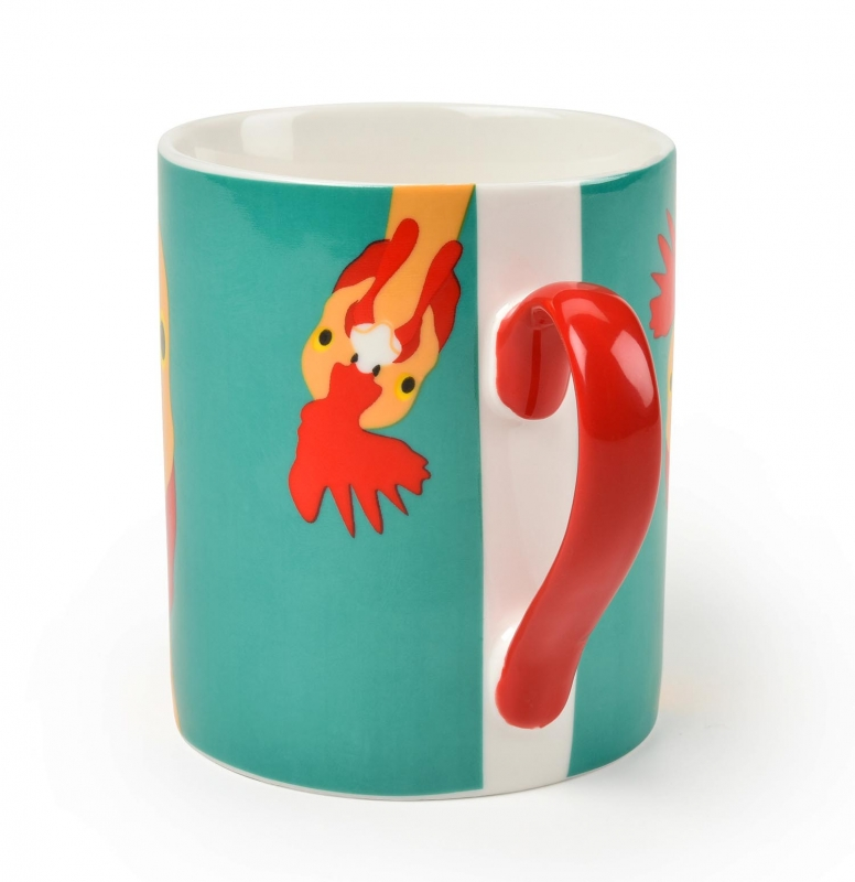 Plucky Chicken Mug