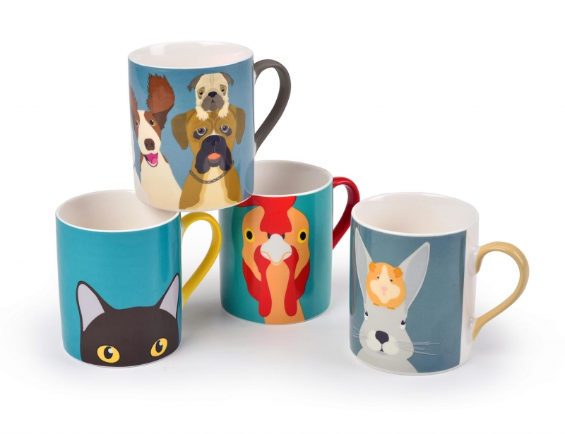 Creatureware Mugs