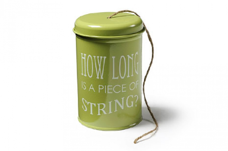 Twine in a Tin - Lime