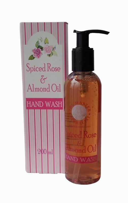 Spiced Rose - Hand Wash