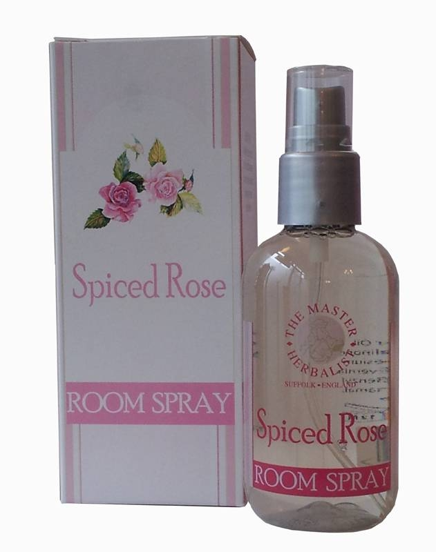 Spiced Rose - Room & Linen Spray