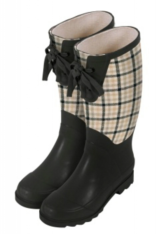 Wellington Stiefel Mitford Check