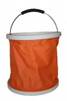 Bucket in a Bag - Orange
