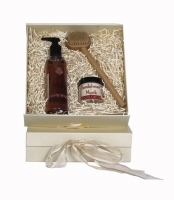 Sandalwood & Myrrh - Wash Basin Gift Set
