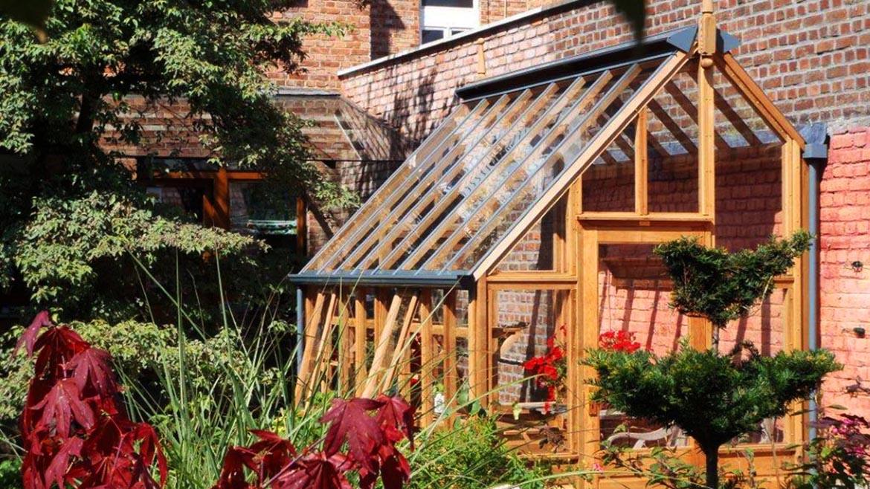 Gabriel Ash Gewachshauser British Garden