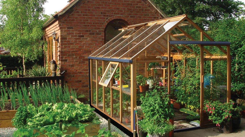 Gabriel Ash Gewächshäuser - British Garden